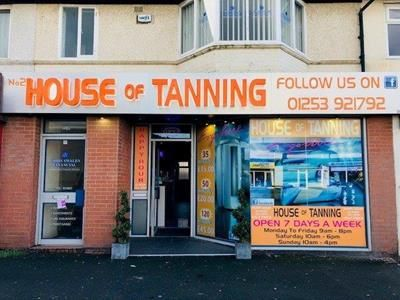 Thumbnail Commercial property to let in House Of Tanning, 148, Victoria Road West, Thornton-Cleveleys, Lancashire