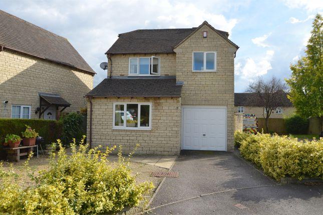 Thumbnail Detached house for sale in Stonecote Ridge, Bussage, Stroud, Gloucestershire