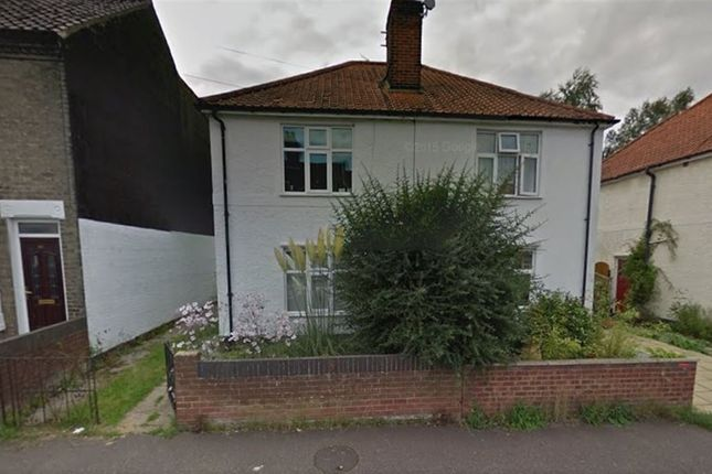 Thumbnail Semi-detached house to rent in Turner Road, Norwich