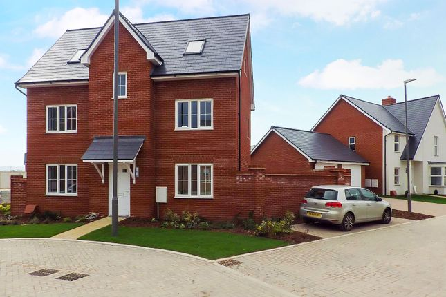 Thumbnail Detached house to rent in Maybrick Road, Aylesbury, Buckinghamshire