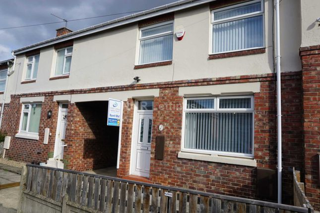 Thumbnail Terraced house to rent in Bede Terrace, Chester Le Street
