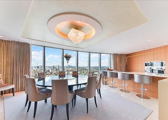 Thumbnail Flat to rent in The Tower, Vauxhall, London