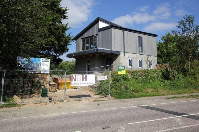 Thumbnail Detached house for sale in Cott Road, Lostwithiel