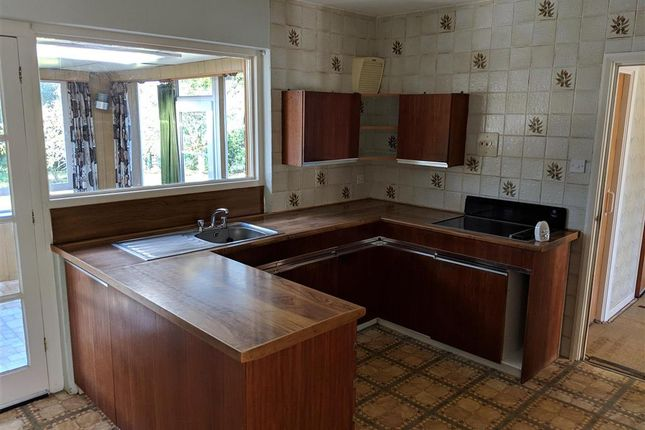 Thumbnail Detached bungalow for sale in Lighthouse Road, St Margarets Bay, Dover, Kent