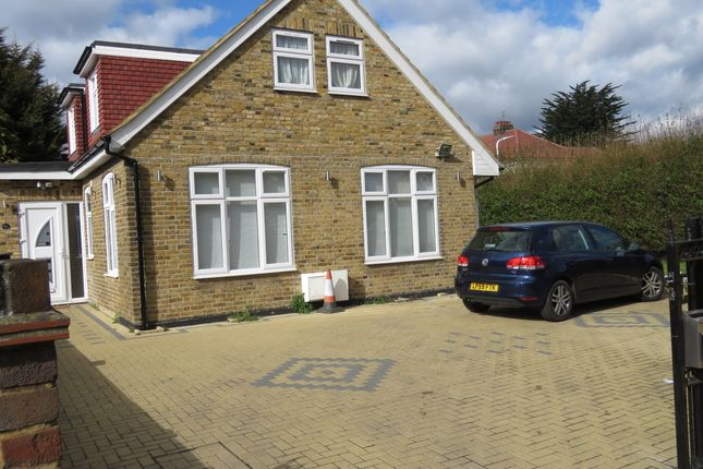 Thumbnail Terraced bungalow to rent in Lees Road, West Drayton