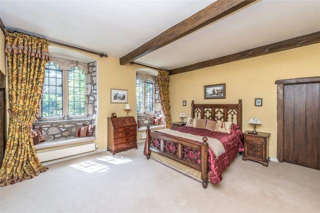 Inglenook Room of Waddington, Clitheroe, Lancashire BB7