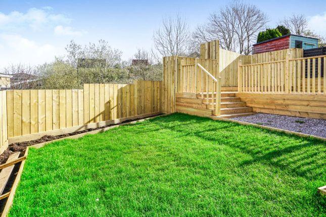 Rear Garden of Kilmacolm Road, Greenock PA15