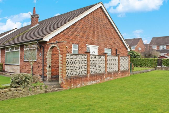 Thumbnail Semi-detached bungalow for sale in Postbridge Road, Styvechale, Coventry
