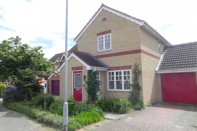 Thumbnail Link-detached house to rent in Lomax Drive, Sleaford