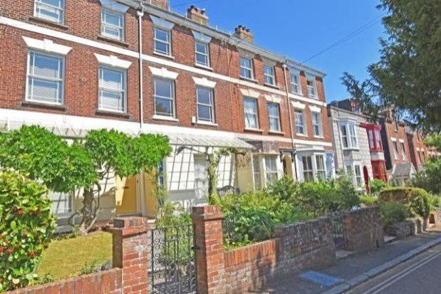 Thumbnail Property to rent in Alexandra Terrace, Exeter