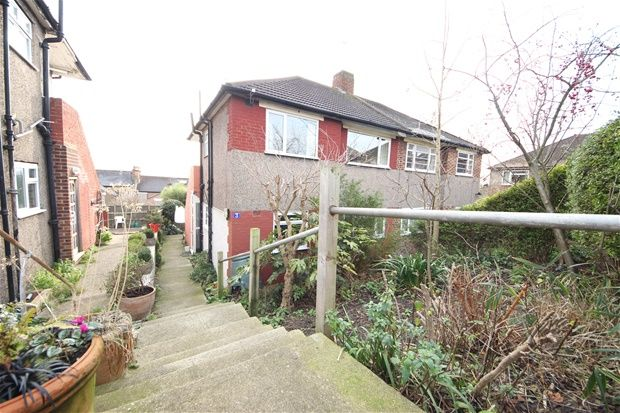 Thumbnail Flat to rent in Blythe Close, London