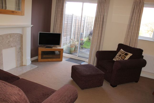 Thumbnail Semi-detached house to rent in Kerscott Road, Manchester