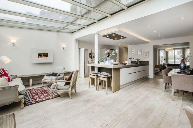 Thumbnail Terraced house to rent in Salcott Road, London