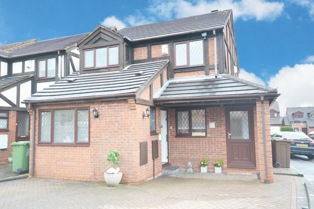 3 bed detached house for sale in Tilesford Close, Shirley, Solihull