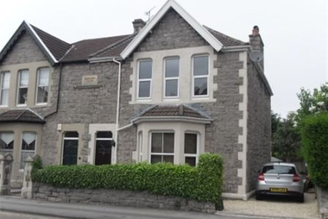 Thumbnail Semi-detached house to rent in Baker Street, Weston-Super-Mare