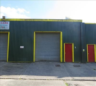 Thumbnail Light industrial to let in Unit 3, St Margarets Park, Aberbargoed