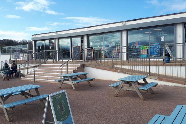 Thumbnail Restaurant/cafe for sale in Licensed Beachside Café & Restaurant TQ4, Broadsands, Devon