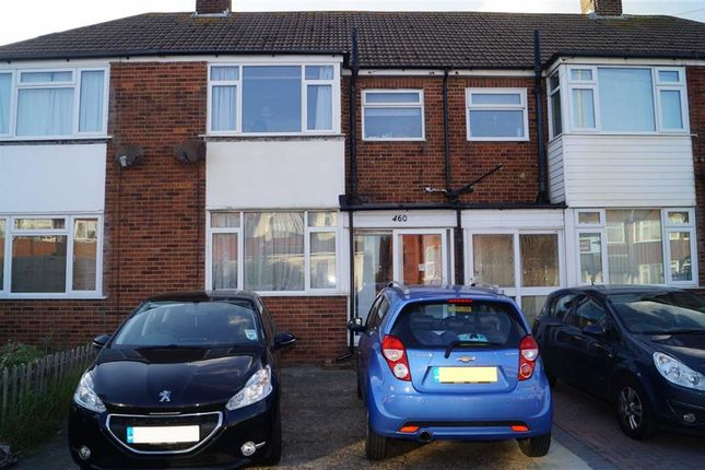 Thumbnail Terraced house for sale in Bexhill Road, St Leonards-On-Sea, East Sussex