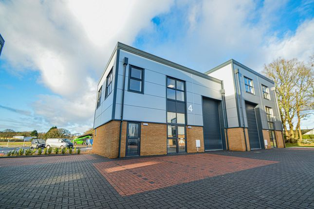 Thumbnail Warehouse to let in Unit 4, Axis 31, Wimborne