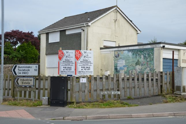 Thumbnail Office For Sale In Saltash Road Plymouth