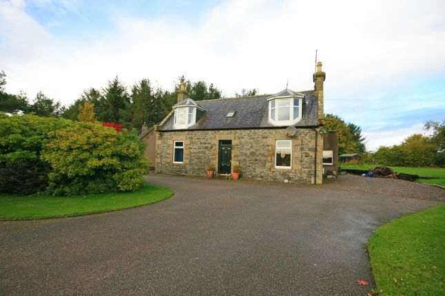 Thumbnail Detached house for sale in Woodside Cottage, Enzie, Buckie
