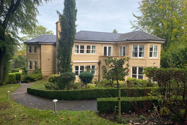 Thumbnail Flat to rent in Macclesfield Road, Alderley Edge