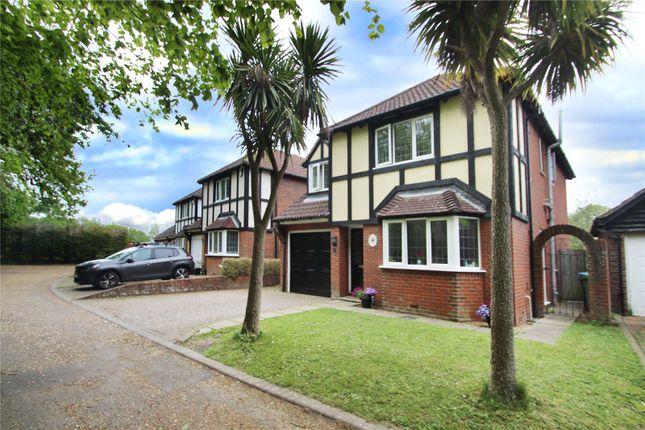 Thumbnail Detached house for sale in Foxes Close, Rustington, West Sussex
