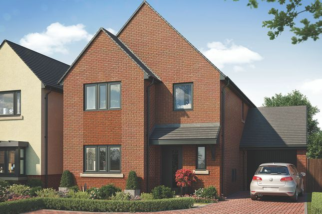Thumbnail Detached house for sale in York Road, Priorslee, Telford
