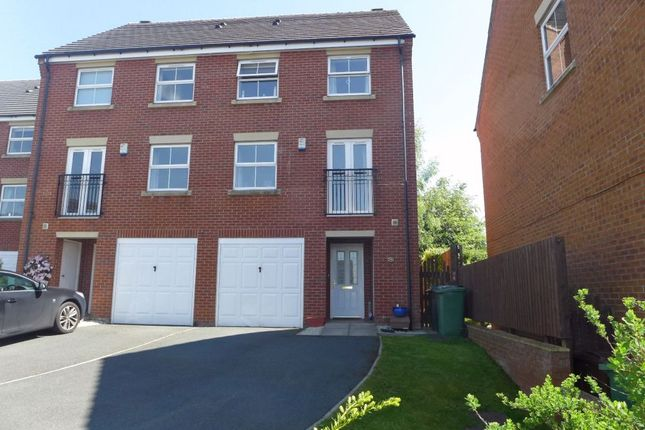 Thumbnail Town house for sale in Millbank, Yeadon, Leeds, West Yorkshire