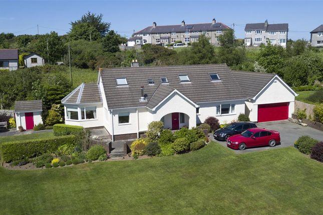 Thumbnail Detached house for sale in Llanddona, Beaumaris
