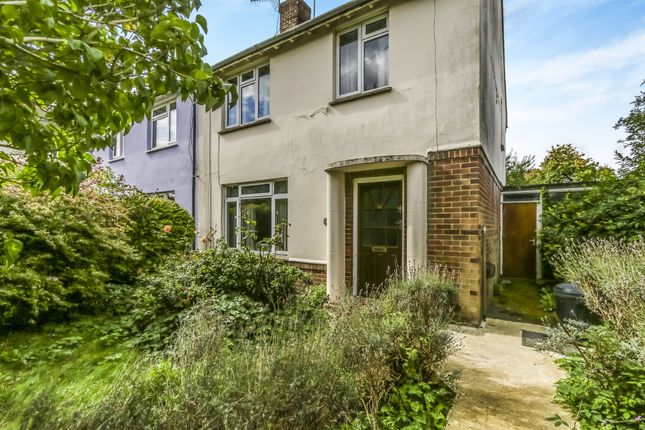 Thumbnail Semi-detached house for sale in Windsor Road, Rushden