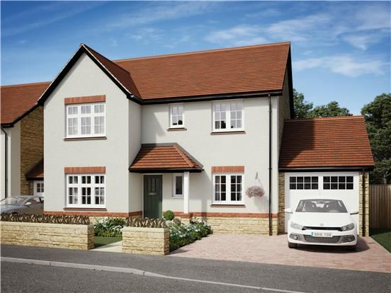 Thumbnail Property for sale in The Chestnuts, Winscombe, Somerset