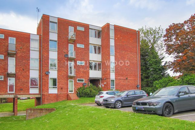 Thumbnail Flat for sale in Greenstead Road, Colchester