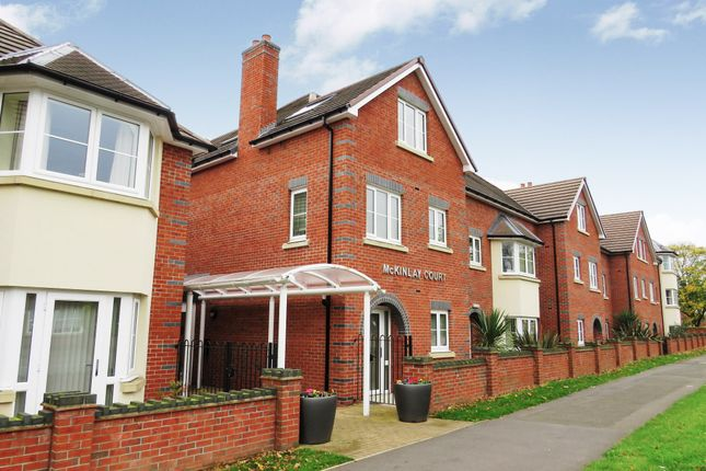 Thumbnail Flat for sale in Tresham Close, Kettering