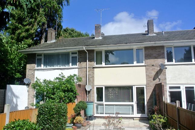 Thumbnail Terraced house for sale in Poole Road, Poole