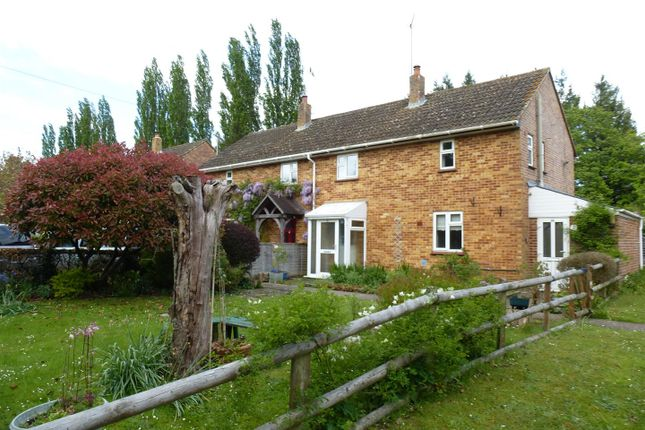 Thumbnail End terrace house for sale in Catherine Ford Road, Dinton, Salisbury