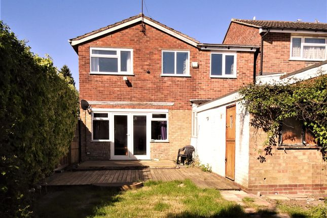 Thumbnail Detached house for sale in Rosamund Avenue, Braunstone, Leicester
