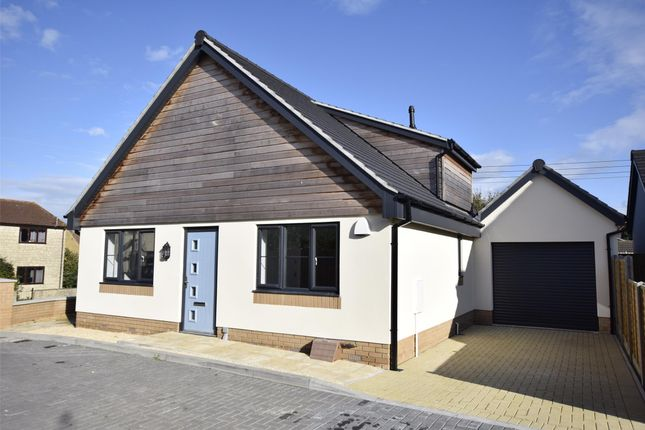 Thumbnail Detached bungalow for sale in Plot 1 The Greenaways, Chipping Sodbury, Bristol
