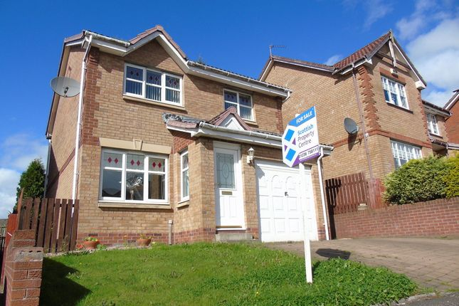 Thumbnail Detached house for sale in Grannoch Place, Carnbroe, Coatbridge