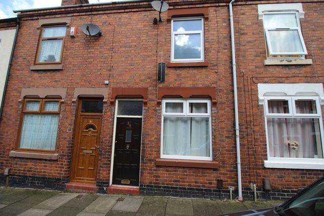 Thumbnail Terraced house to rent in Wileman Street, Fenton, Stoke-On-Trent
