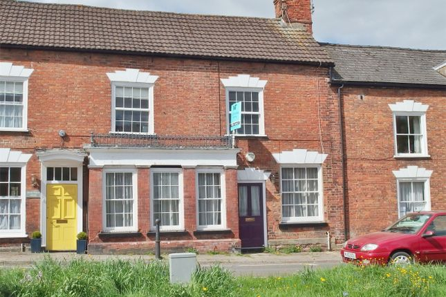 Thumbnail Terraced house to rent in High Street, Newnham, Gloucestershire