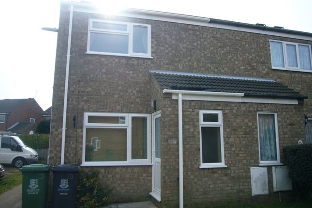 Thumbnail Property to rent in Clover Way, Bradwell, Great Yarmouth