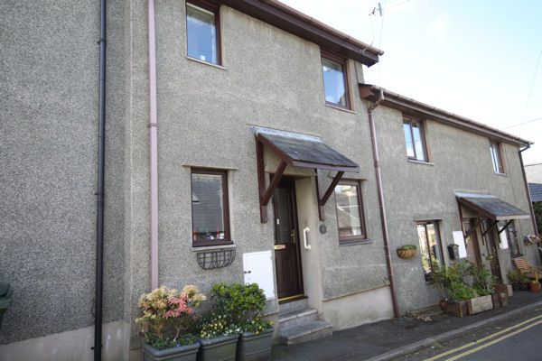 1 bed terraced house for sale in Mill Lane, Llwyngwril LL37