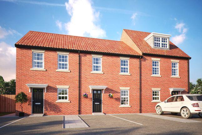 2 bedroom mews house for sale in Ackworth, Pontefract