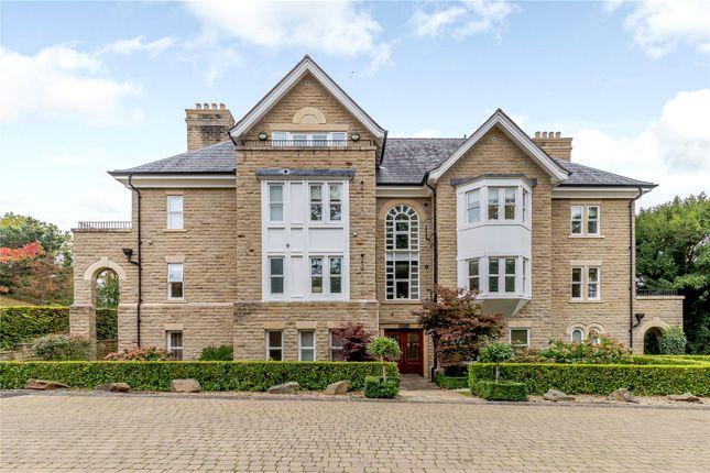 3 bed flat for sale in Kingsbury House, St. Hilarys Park, Alderley Edge, Cheshire SK9