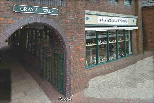 Thumbnail Retail premises to let in Grays Walk, Newport