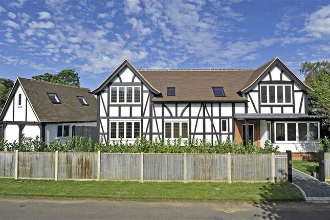 4 bed detached house for sale in Links Road, Bramley, Guildford, Surrey