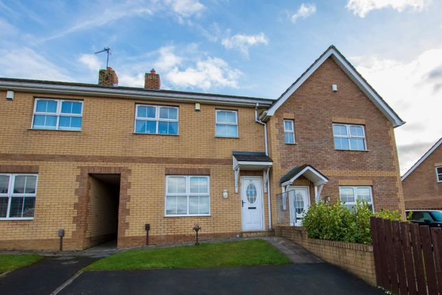 3 bed terraced house for sale in 55 Carn Manor, Londonderry BT47