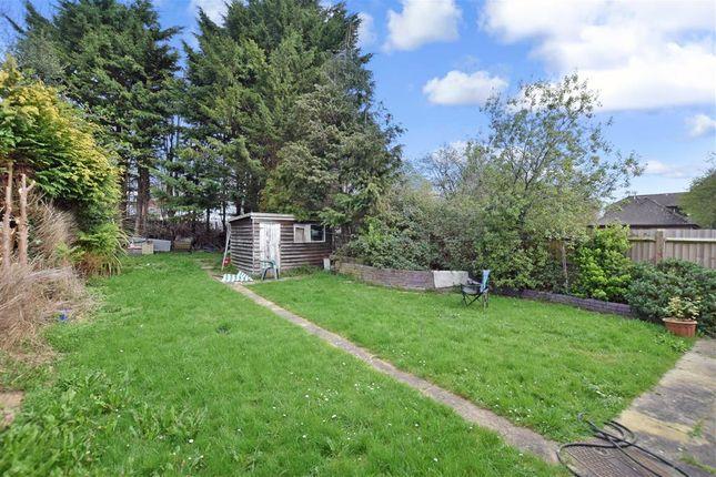 Rear Garden of Flatt Road, Nutbourne, Chichester, West Sussex PO18