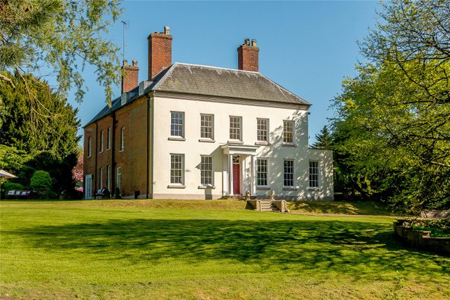 Thumbnail Detached house for sale in Neen Savage, Cleobury Mortimer, Worcestershire
